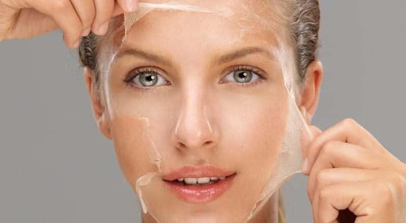 Peeling chimico viso: elimina le macchie e dona luminosità