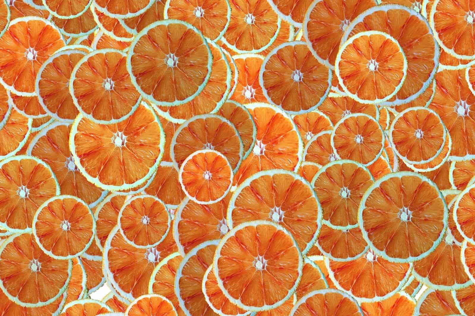 Proteggi la tua vista con le arance!