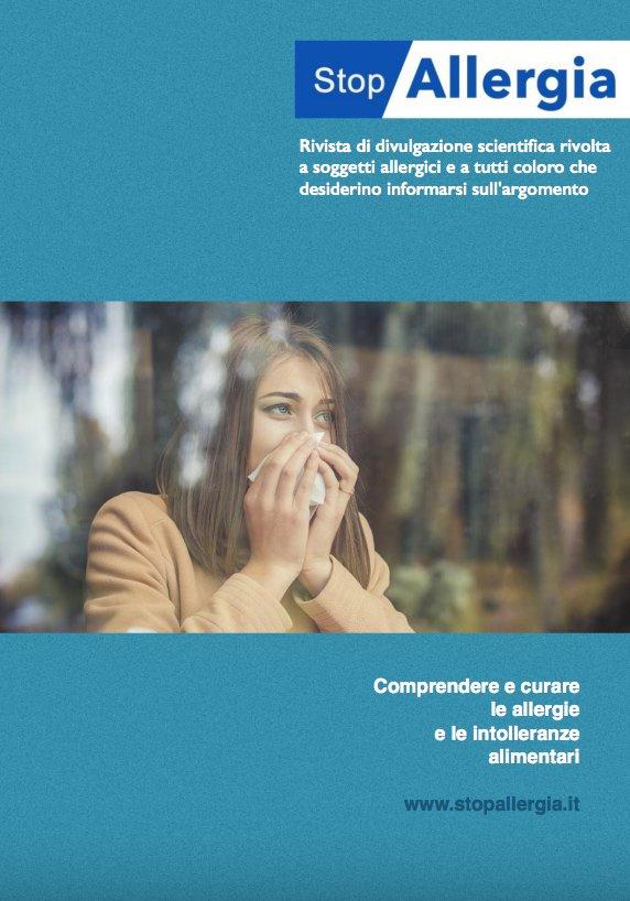 STOP ALLERGIA: VERSIONE SFOGLIABILE ONLINE