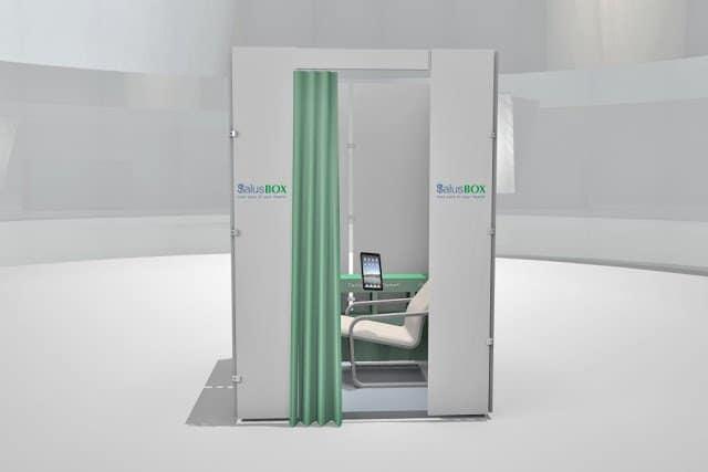 SalusBox: l'innovazione che rivoluziona i check-up medici