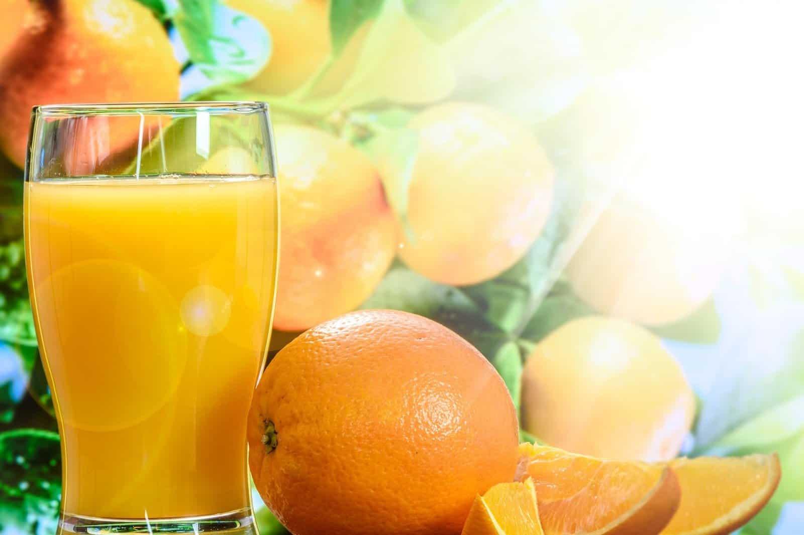 Succo d'arancia contro i calcoli renali