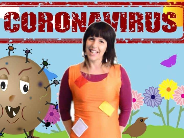 Un trucco per spiegare il Coronavirus ai più piccoli