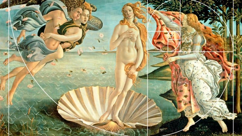 Il numero divino che da millenni rende più seducente il mondo