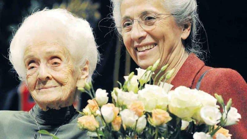 Piera Levi-Montalcini: l'erede spirituale di zia Rita