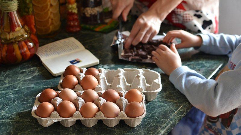 Allergia uova: si guarisce prima mangiando biscotti all'uovo