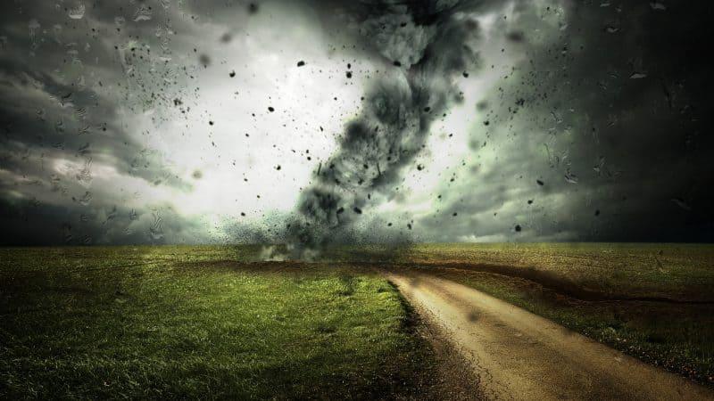 Rischio tornado in Italia: uno studio raccoglie 20 anni di dati