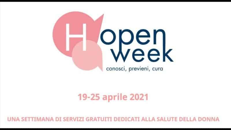 Inizia la settimana dedicata alla salute della donna