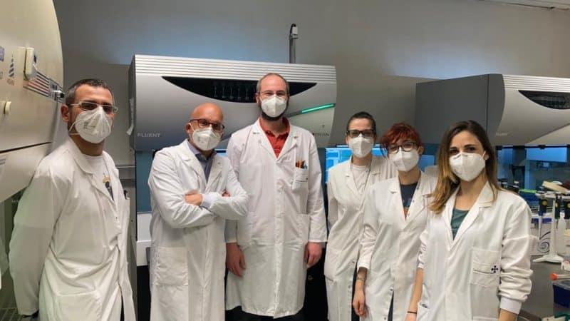 Coronavirus: confermata la scoperta in Italia di una nuova variante