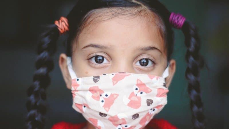 Covid-19 e bambini: mancanza di gusto e olfatto, febbre segni predittivi