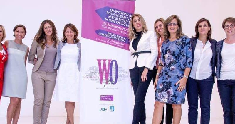 Women for Oncology Italy: Contro il Gender Gap si muove la Scienza