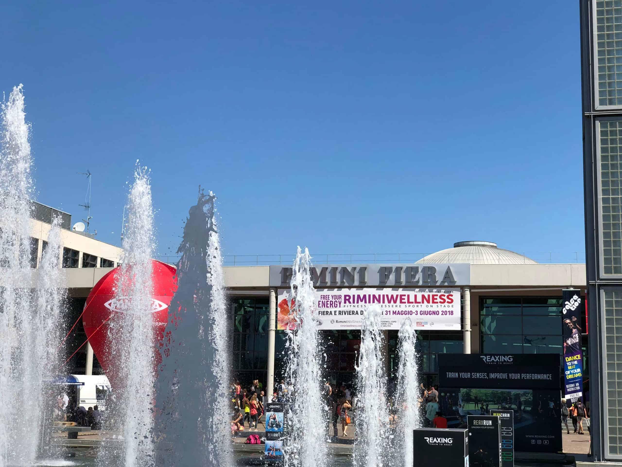 RiminiWellness: FoodWell Expo sport e alimentazione, alleati più che mai